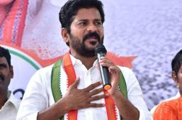 Revanth-Reddy writes a letter tp pm modi regarding the situation in hyderabad