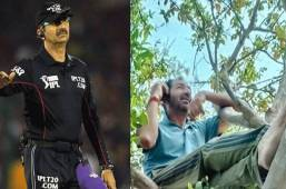 icc umpire anil chaudhary solves network problems in his village