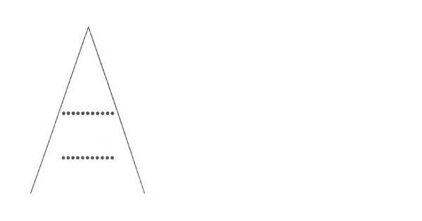 2本の点線はどっちが長い?