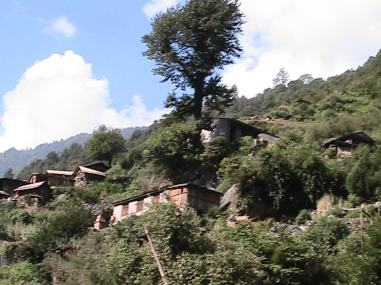 Gyerang Village