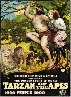 Tarzan 1918