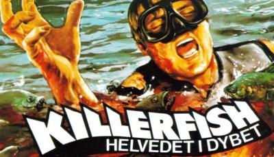 killer fish banner
