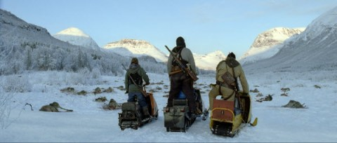 reindeer massacre