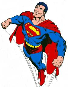 Superman the icon