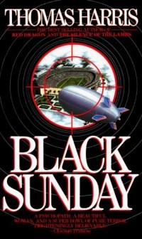 black sunday book