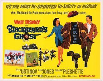 blackbeards ghost poster