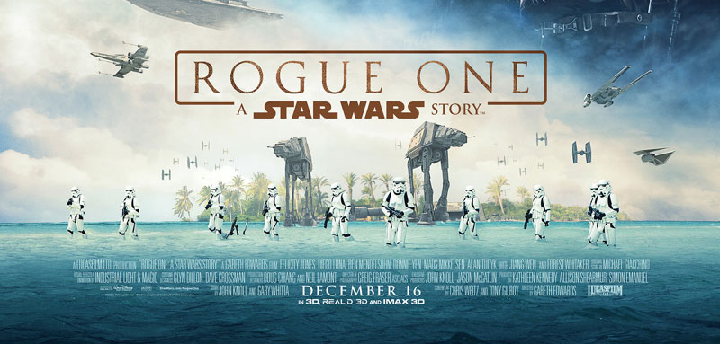 Rogue One A Star Wars Story 2016 Review Mana Pop