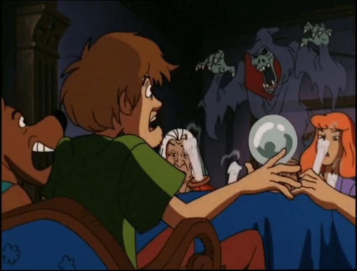 Scooby Doo On Zombie Island 1998 Review Mana Pop