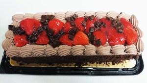 ストロベリーチョコケーキ/コストコ