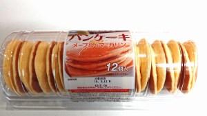 木村屋總本店「パンケーキメープル&マーガリン」