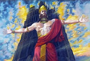 Nimrod and the Tower of Babel