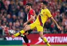 نصف النهائي بفوزه على برشلونة بهدف دون مقابل