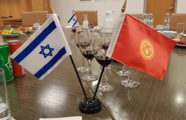 Минсельхоз КР обсудил возможные экономические отношения с Израилем