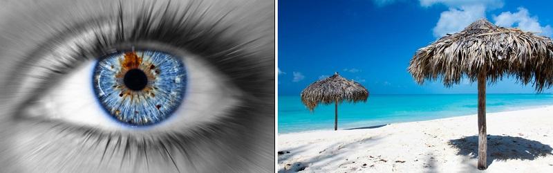 Vienas dienas kontaktlēcas – patīkamāka vasara acīm?