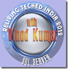 Reliving TechEd India 2012 with Vinod Kumar (3/4)