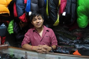 Uday, the shop keeper and manufacturer of things.