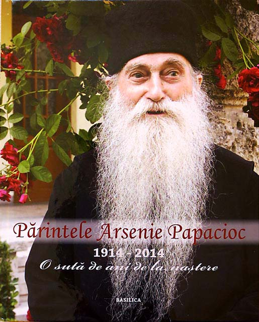 Volum comemorativ Pr. Arsenie Papacioc