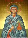 ACATISTUL SFINTEI MIRONOSIŢE, ÎNTOCMAI CU APOSTOLII - MARIA MAGDALENA
