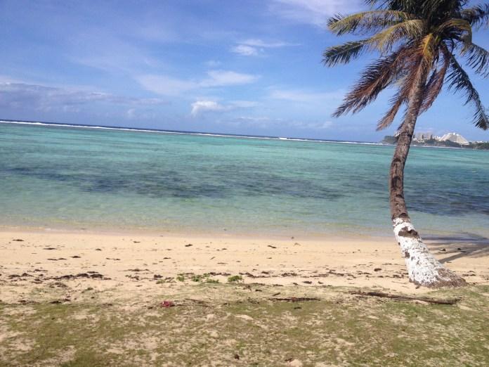 Hello, Guam!