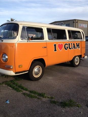 36 hours in Guam!