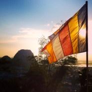 Sunset over Da Nang