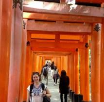 Fushimi Inari and it's famous gates
