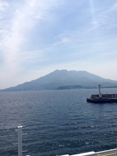 Sakurajima, Kagoshima's most beloved active volcano