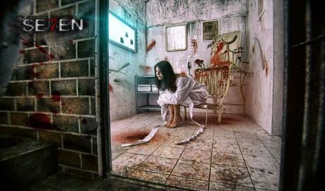 חדר בריחה: שבעת החטאים – SEVEN