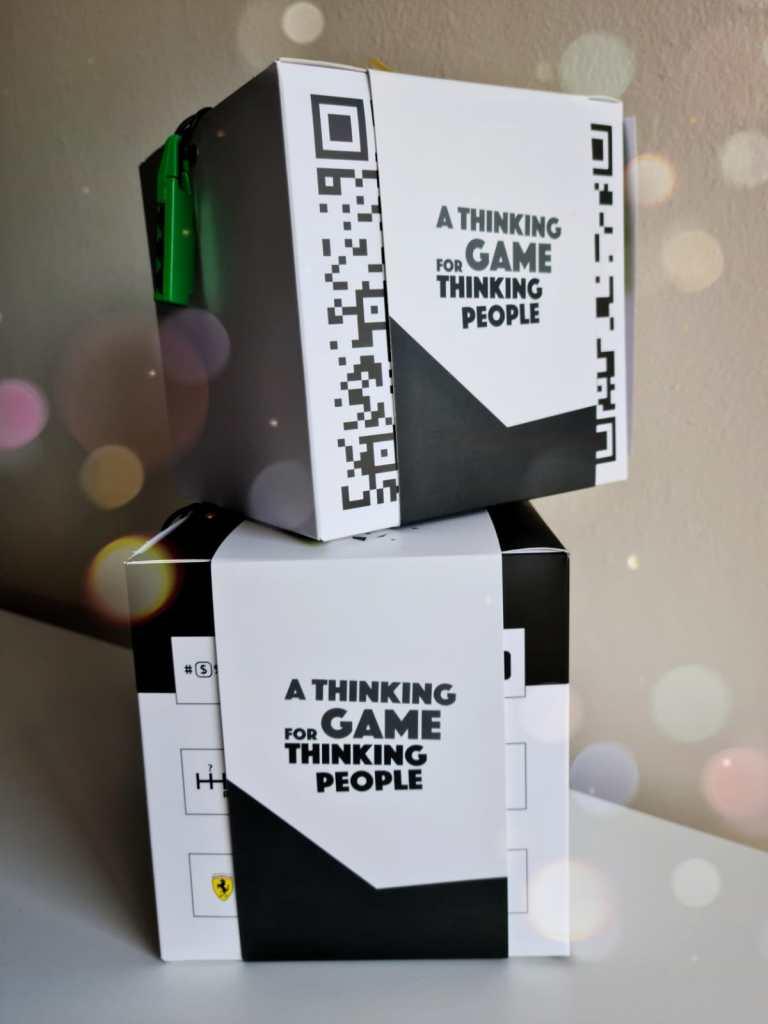 הקופסה השחורה והירוקה של BreakInBox