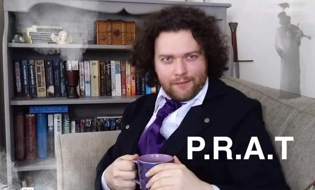 האם אתם מוכנים למשחק דיגיטלי Operation P.R.A.T??
