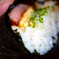 The call of the musubi - SPAM musubi!