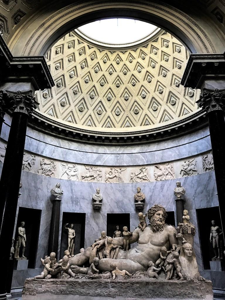 Vatican - Braccio Nuovo