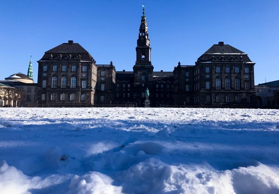 Danemark - Christiansborg Slot