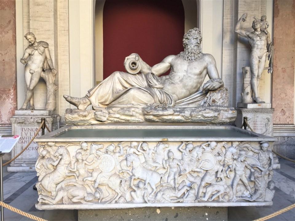 Vatican - Pio Clementino