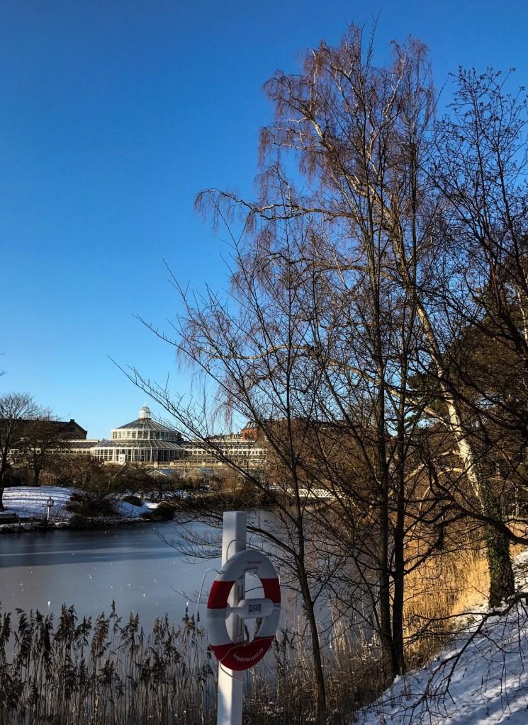 Copenhague - Botanisk have
