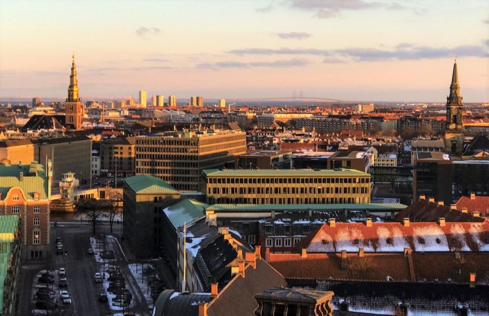 Copenhague - Christiansborg slot