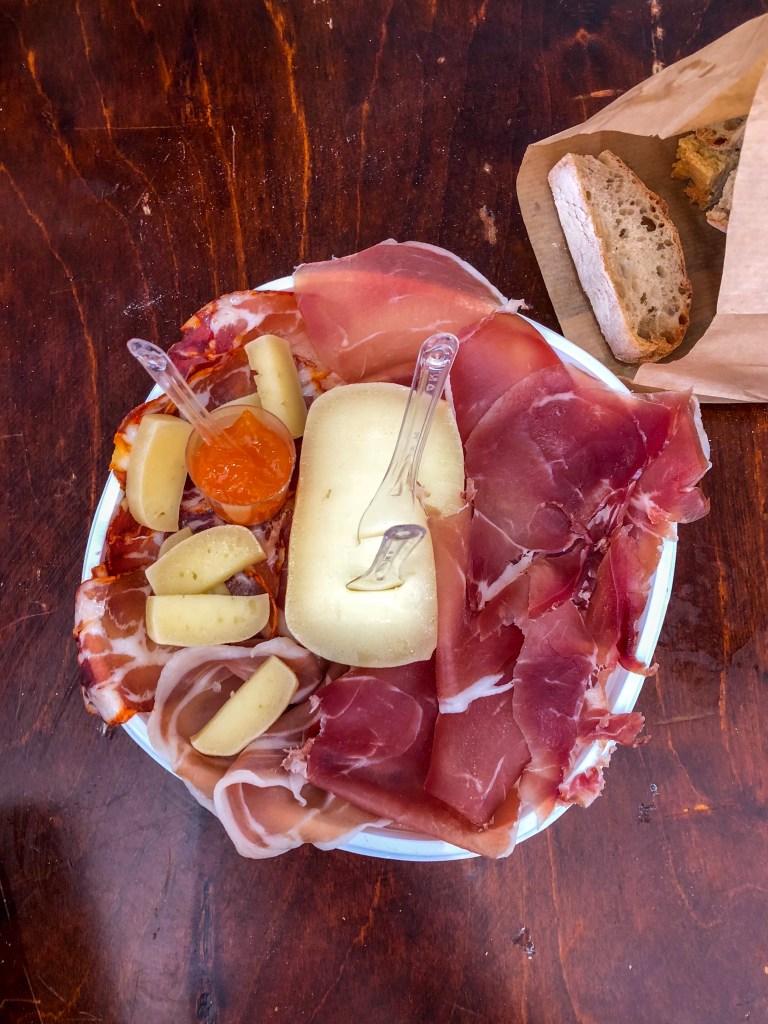 Lisbonne - nourriture