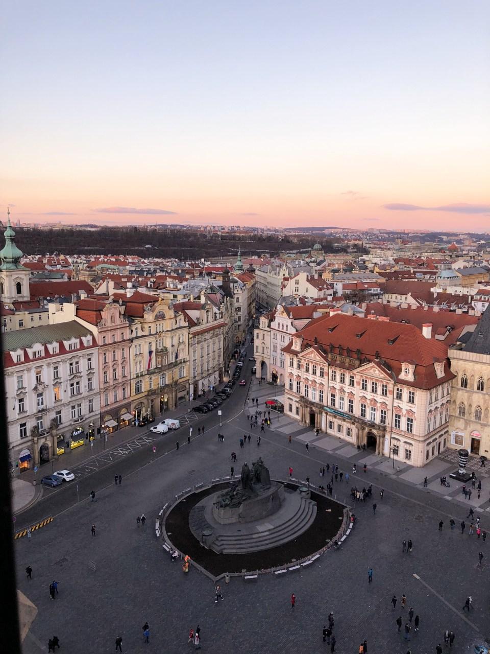 Staré Město - Staroměstské náměstí