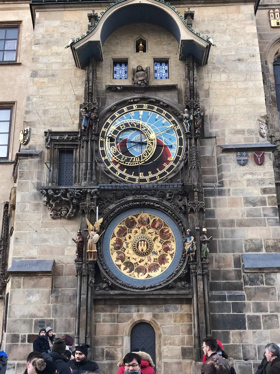 Staré Město - Staroměstská radnice s orlojem