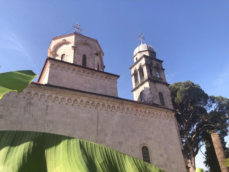 Monastère de Savina