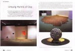 Manav Gupta, Manav Gupta news, Manav Gupta artist, river of clay, manav gupta installation, manav gupta paintings, manav gupta zen, unsung hymns of clay, manav gupta's Earthen lamps installation, India's best artist, Architecture and design magazine, manav gupta installations