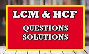 lcm hcf tricks