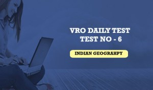 VRO ONIN E MOCK TESTS