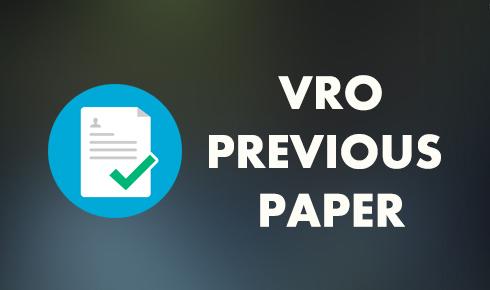 vro previous paper