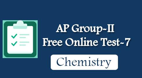AP Group-II Free Online Test-7