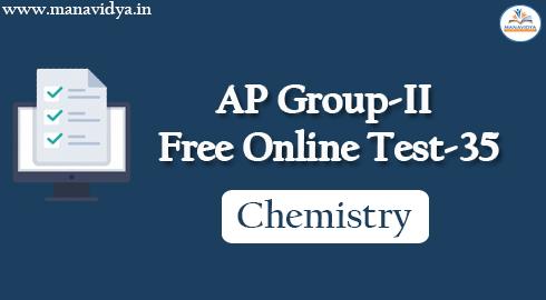 AP Group-II Free Online Test-35