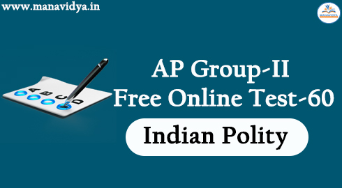 AP Group-II Free Online Test-60