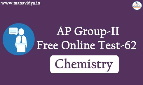AP Group-II Free Online Test-62