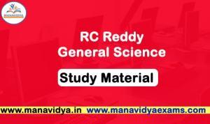 rc reddy study material