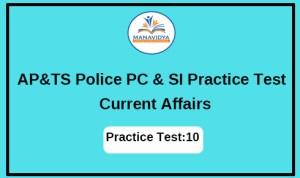 AP &TS POLICE Exam practice test -9